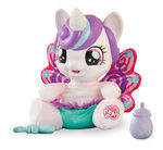 Explore Equestria Baby Flurry Heart pony plush