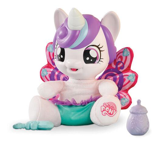 File:Explore Equestria Baby Flurry Heart pony plush.jpg