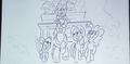 Apple Family and Pinkie Pie Season 4 Sketch.png