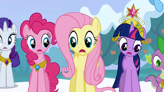 File:Fluttershy Surprised S3E10.png