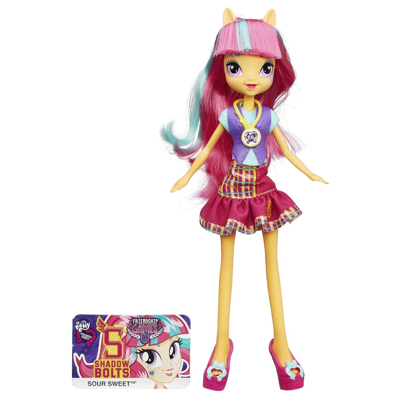Image - Friendship Games School Spirit Sour Sweet doll.jpg | My ...