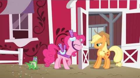 Pinkie Pie's Singing Telegram - Korean