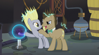 """Dr. Hooves """"there are so many things"""" S5E9"""