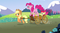 Pinkie Pie 'Weee!' S3E3