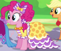 Pinkie Pie second Gala outfit ID S5E7