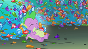 Spike full of gems S1E24