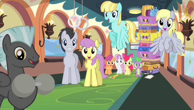 File:Ponyville teams cheering S4E24.png