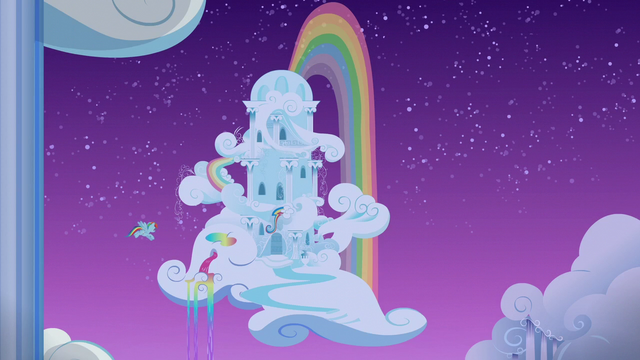 File:Rainbow Dash returning home S6E7.png