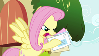 "Fluttershy ""he's delivered the wrong mail..."" S02E19"