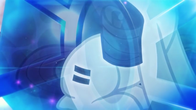 File:S5 teaser Rarity with equal sign cutie mark.png