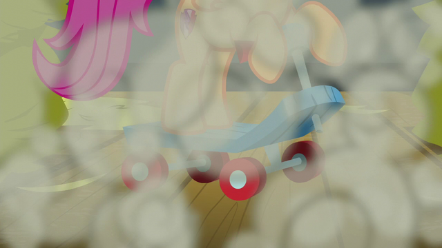 File:Scootaloo in Sweet Apple Acres S6E4.png