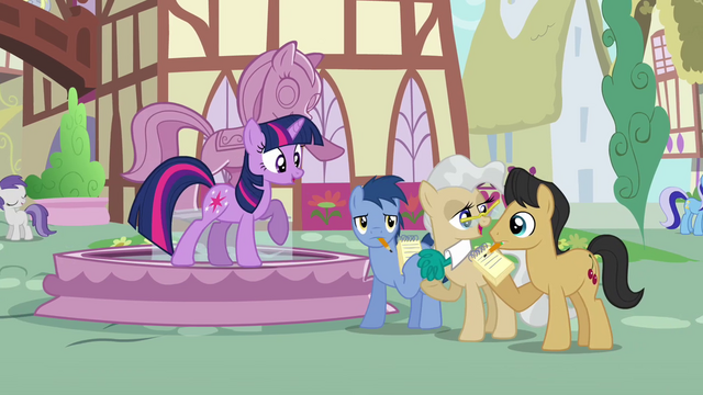 File:Twilight passes by Mayor Mare S03E13.png