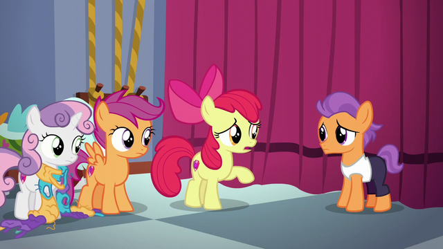 "File:Apple Bloom ""you wanted to perform more than anythin'"" S6E4.png"