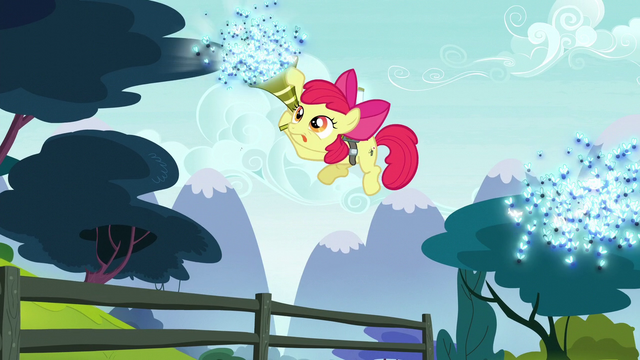File:Apple Bloom sucking the twittermites in the air S5E04.png