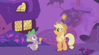 Applejack and Spike S01E03