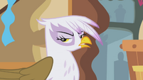 Gilda thoroughly unamused S1E05