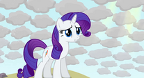 "Rarity ""I have to keep on trying"" S3E13"