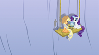 Rarity clean Applejack S2E20