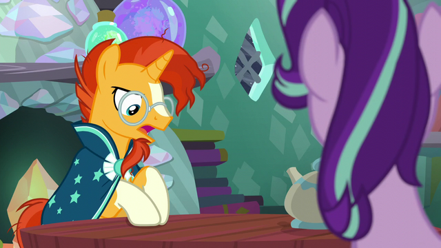 "File:Sunburst ""I'm sorry I'm not the"" S6E2.png"