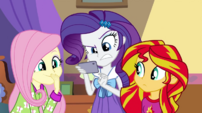 Rarity be like what the heck?! EG2