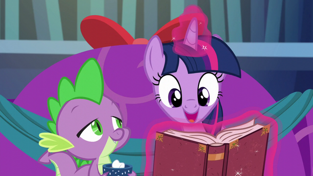 "File:Twilight ""Snowfall was all set to cast her spell"" S06E08.png"