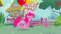 Pinkie Pie screaming S2E20