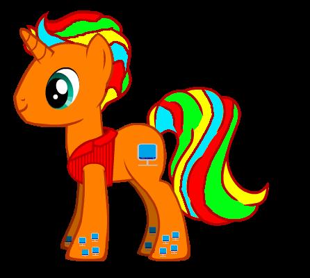 File:FANMADE Velma DTheGamer OC Rainbow Power.png