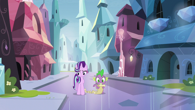 "File:Spike ""Twilight's got everything covered"" S6E1.png"