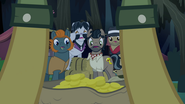 File:Daring Do drops bag of bits S4E04.png