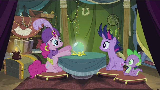 "File:Madame Pinkie Pie ""cool, huh?"" S2E20.png"