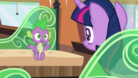 """Spike """"I know she needed to be put on the right path"""" S6E2"""