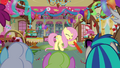 Fluttershy lets go of balloon S3E13.png
