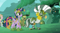 "Zecora ""the one that come here"" S5E26"