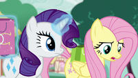 "Fluttershy ""I just hope he's up to the task"" S6E11"