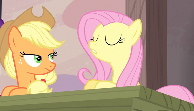 "File:Fluttershy ""that's no reason to be rude"" S5E1.png"