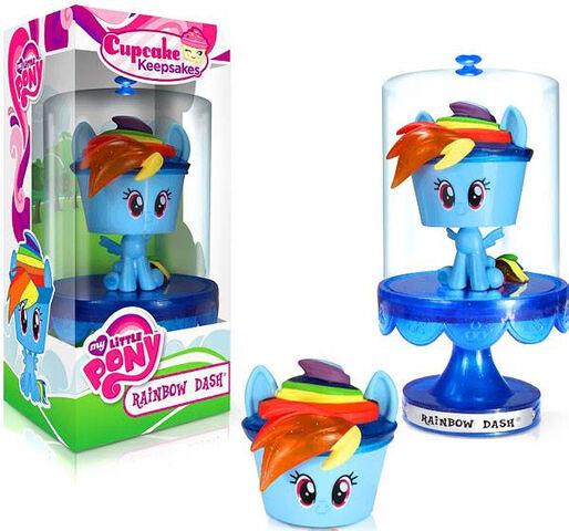 File:Funko's Cupcake Keepsakes Rainbow Dash.jpg