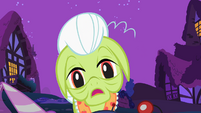 "Granny Smith ""I was supposed to be asleep five hours ago"" S2E04"