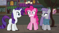 "Pinkie Pie accentuating ""PSSSD..."" S6E3"
