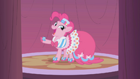 Pinkie Pie modeling S1E14