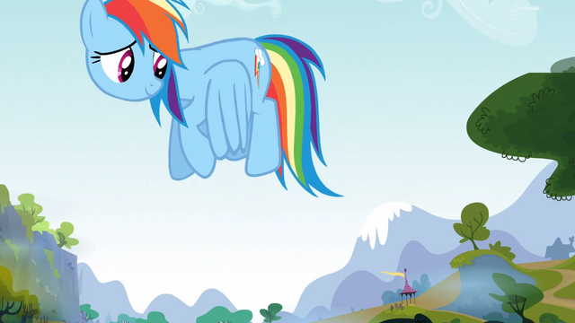File:Rainbow Dash Topples the Tower 3 S3E09.png