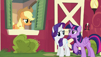 """Twilight """"I hate seeing you two not"""" S6E10"""