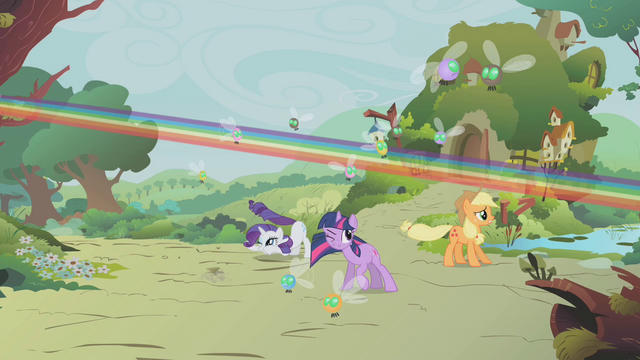 File:Rainbow soaring around her friends' vicinity S1E10.png