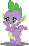 File:FANMADE Spike Vector.png