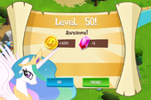 Level 50 promotion MLP Game