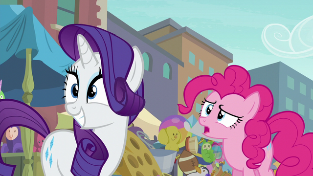 "File:Pinkie Pie ""how'd you know?"" S6E3.png"