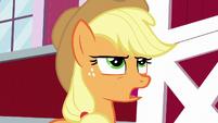 "Applejack ""she's just not seein' it!"" S5E24"