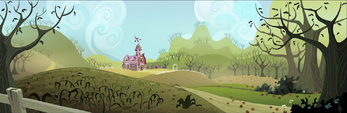 Sweet Apple Acres dilapidated S3E13