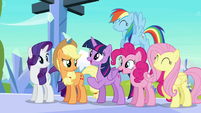 """Twilight """"I suppose that spell really did the trick!"""" S6E2"""