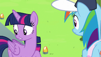 "Twilight Sparkle ""Vapor's keeping a pretty big secret"" S6E24"