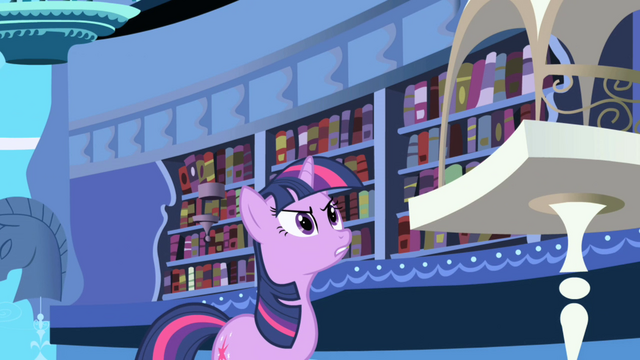 "File:Twilight dictating ""precipice of disaster"" S1E01.png"
